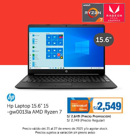Hp Laptop 15.6