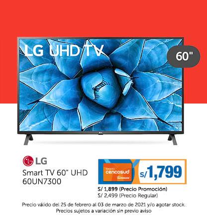 LG Smart TV 60