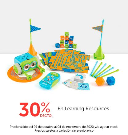 30% en Learning Resources