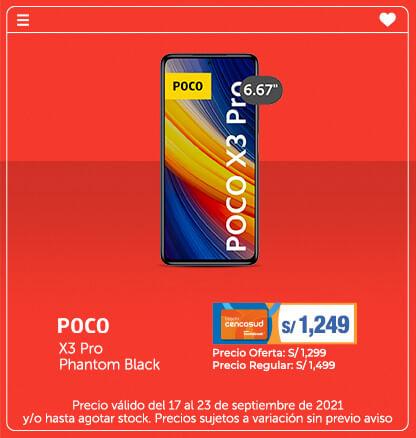 Poco X3 Pro Phantom Black