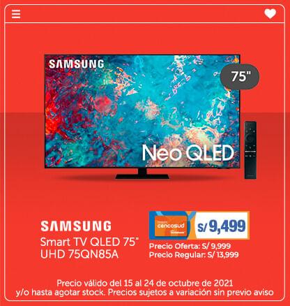 Samsung Smart TV QLED 75