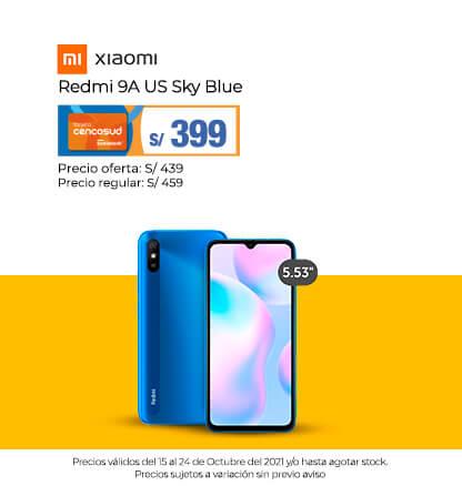 Xiaomi Redmi 9A US Sky Blue