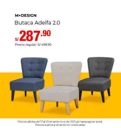 M Design Butaca Adelfa 2.0