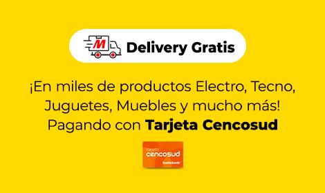 Delivery gratis hogar tecno electro