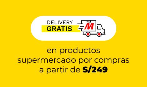 Delivery supermercado