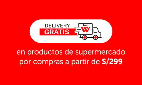 Delivery gratis supermercado