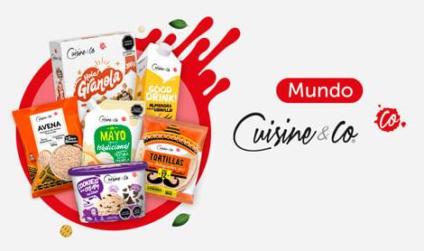 Mundo Cuisine&Co : Hasta 20%