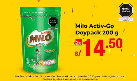 Milo Activ-Go Doypack 200g